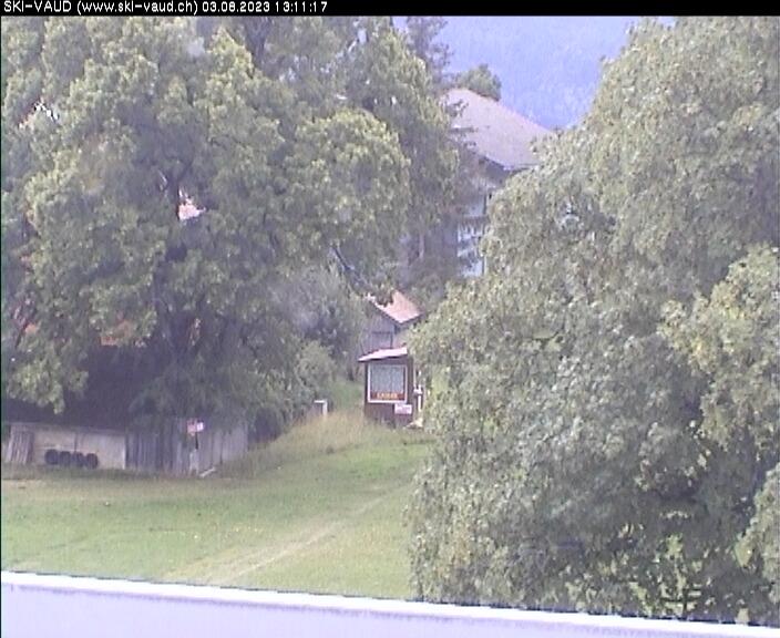 Webcam Sainte-Croix - Les Rasses